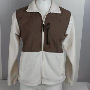 Columbia Two-tone Full Zip Fleece Jacket